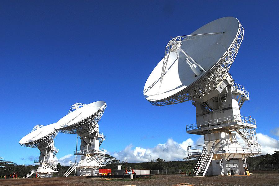 Satellitenkopfstation - Hardware für Management & Konfiguration