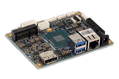 pITX-E38 - Pico-ITX board by Kontron