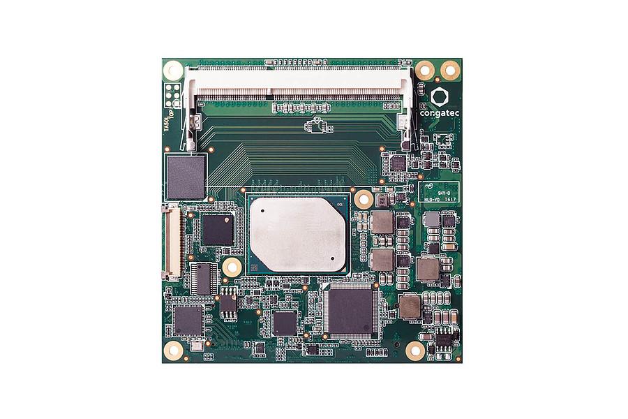 conga-TCA5 - COM Express Compact Typ 6 Modul von congatec