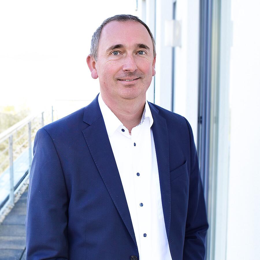 Thomas Frerich - Head of Communication