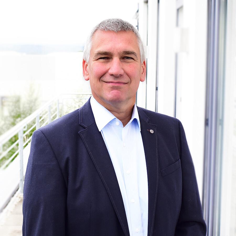 Tobias Walk - Leiter strategischer Einkauf
