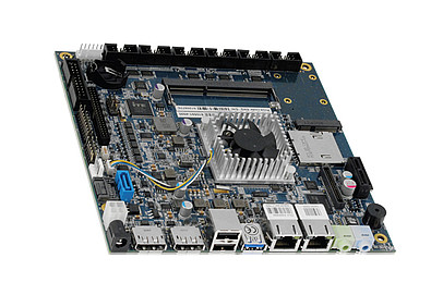 mITX-E38 - Mini-ITX board by Kontron