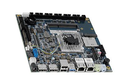 mITX-E38 - Mini-ITX Board von Kontron