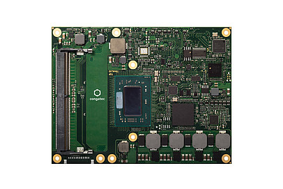 conga-TR4 - COM Express type 6 basic module by congatec