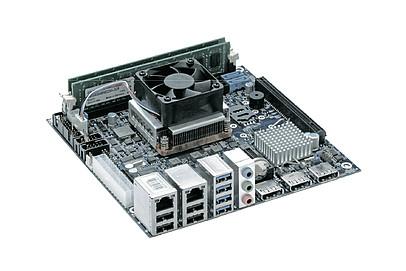KTQ87/mITX - Mini-ITX board by Kontron