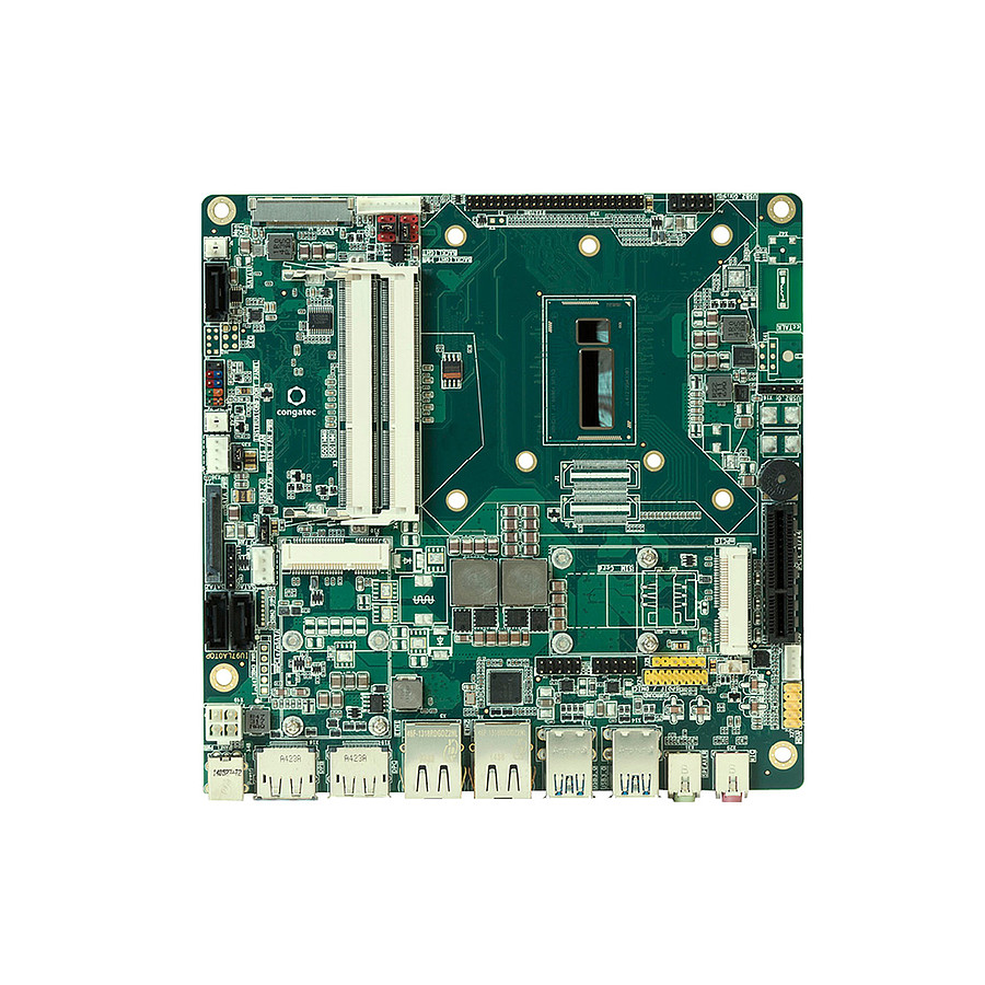 Mini-ITX - Reichhaltige Features, ATX-kompatibel