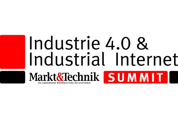 """Industry 4.0 Summit - Talk """"David & Goliath – With standards to success"""""""
