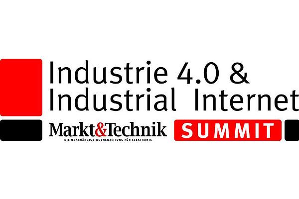 """Industrie 4.0 Summit - Vortrag """"David & Goliath – Mit Standards zum Erfolg"""""""
