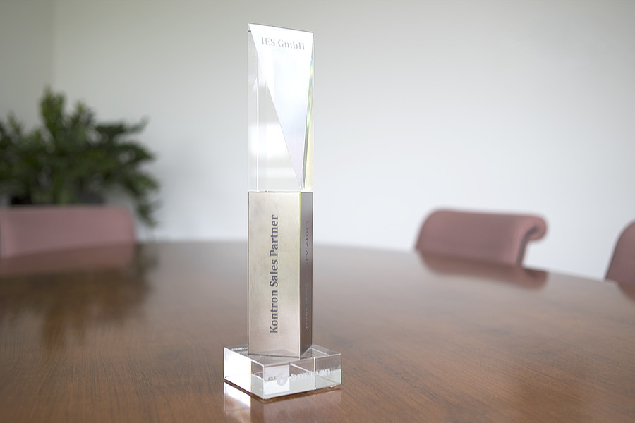 2005: Sales Partner Award