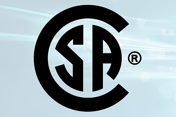 CSA certified - Renowned quality mark for ies