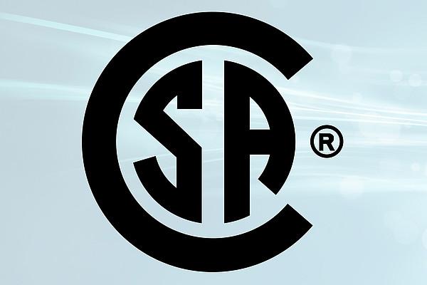 CSA-Zertifizierung - ies jetzt mit begehrtem Prüfzeichen