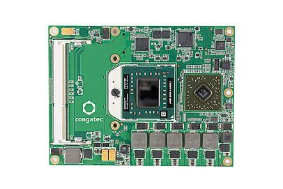 conga-TFS - COM Express Basic Typ 6 Modul von congatec