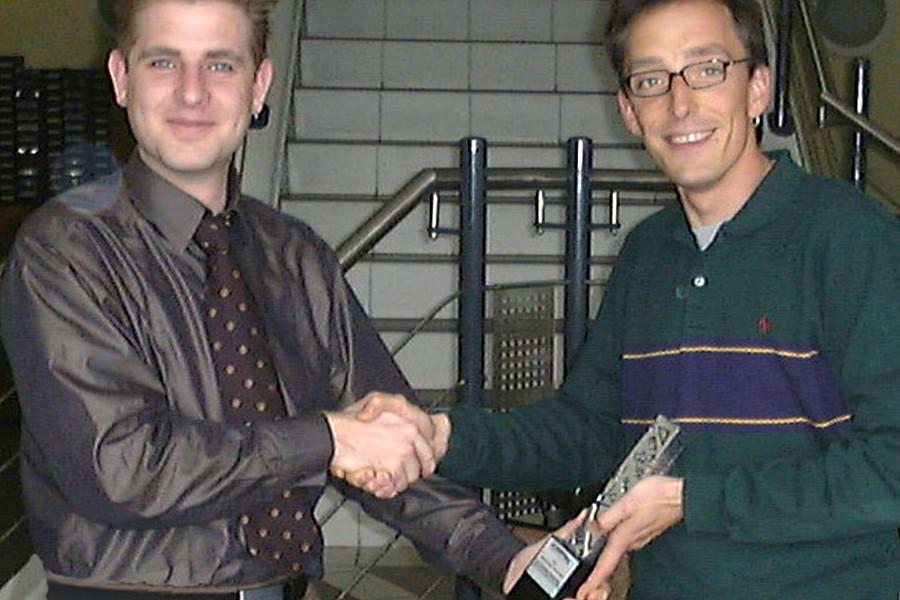 2002: ETX certified partner