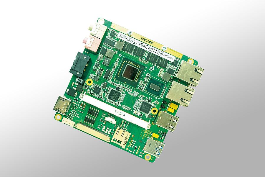 2013: embedded NUC ist ein neuer Industriestandard für PCs