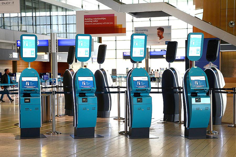 Point of Sale Automaten - Hardware für Kiosk- und Infoterminals