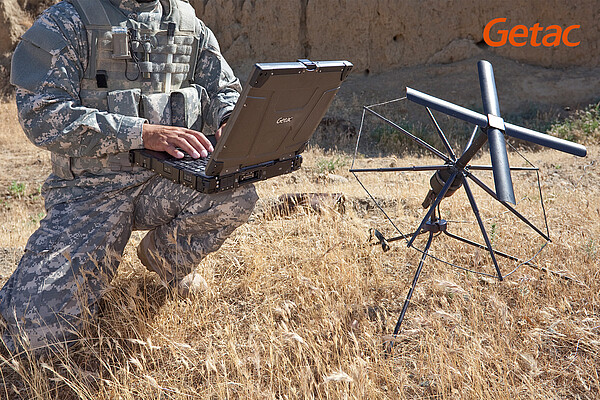 Getac-Besonders robuste Laptop und Tablet Lösungen