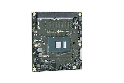 COMe-cSL6 - COM Express type 6 compact module by Kontron