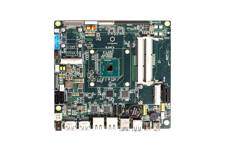 conga-IA4 - Thin Mini-ITX Board von congatec