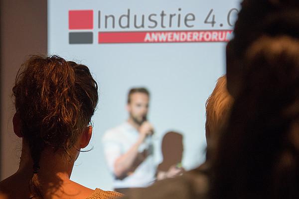 Zukunftsfähig durch Retrofitting - Vortrag beim Anwenderforum Industrie 4.0 am 16.10.2018