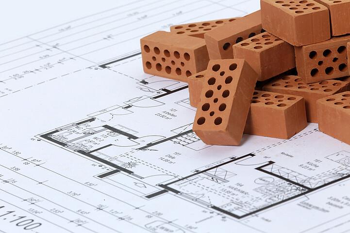 Einreichung des Bauantrags