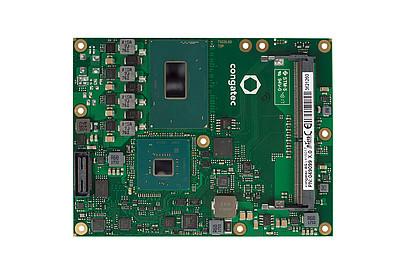 conga-TS370 - COM Express type 6 basic module by congatec