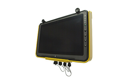 Rugged tablet - Powerful, robust and compact