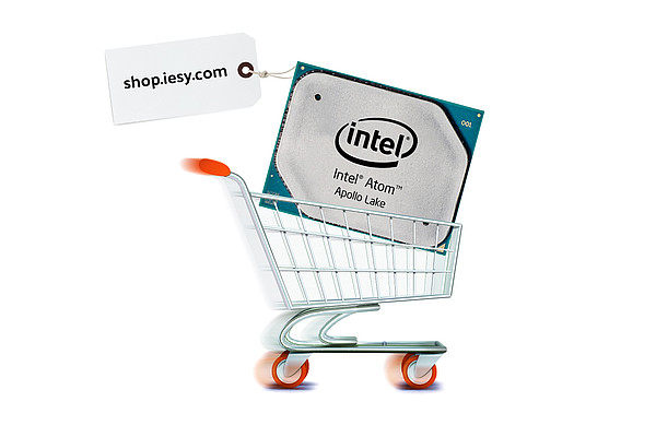 ies opens iesy store - The new online-shop from the company ies