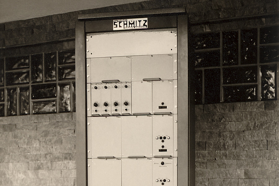 1966: Foundation of the company