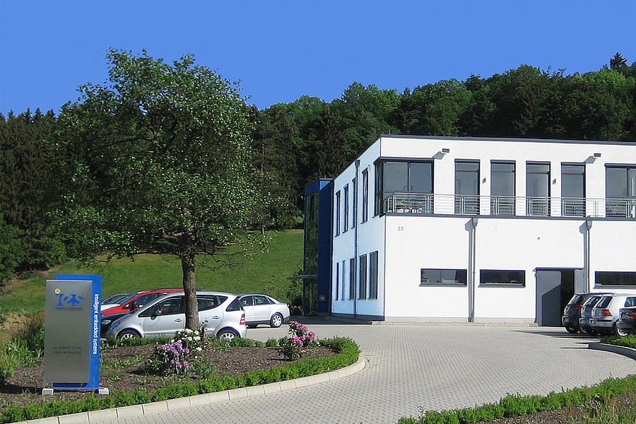 2009: Umzug nach Meinerzhagen ins Gewerbegebiet 'Darmcher Grund'