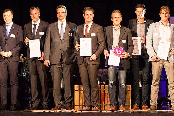 Unternehmerpreis - Martin Steger unter den besten Drei in Südwestfalen