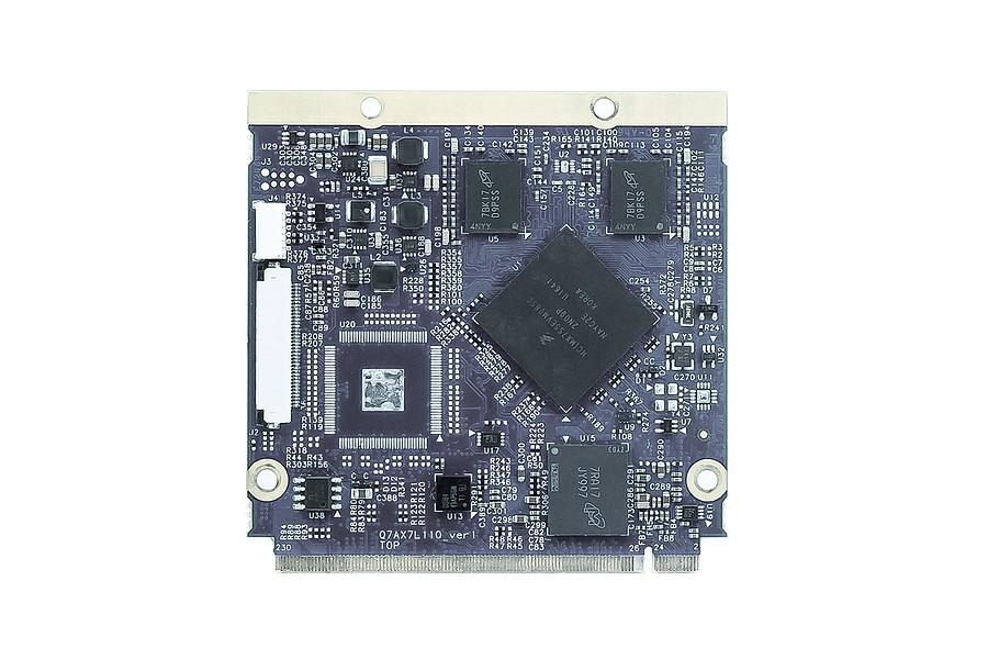 Qseven-Q7AMX7 - Qseven Modul von Kontron