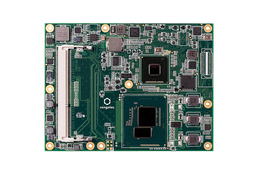 conga-TS97 - COM Express Basic Typ 6 Modul von congatec