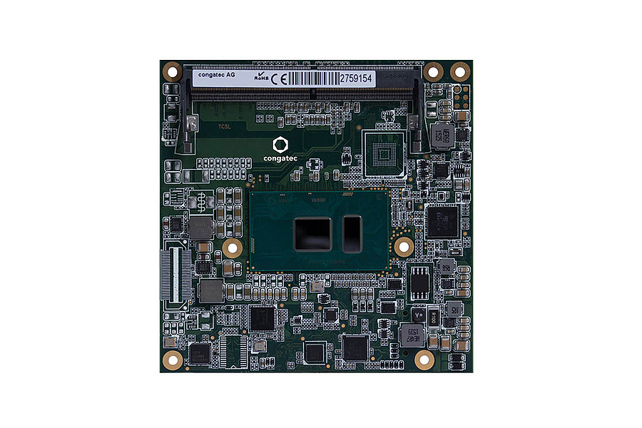 conga-TC170 - COM Express Compact Typ 6 Modul von congatec