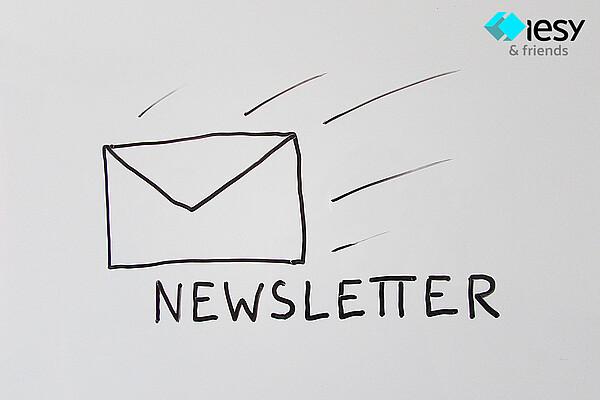 Newsletteranmeldung iesy and friends