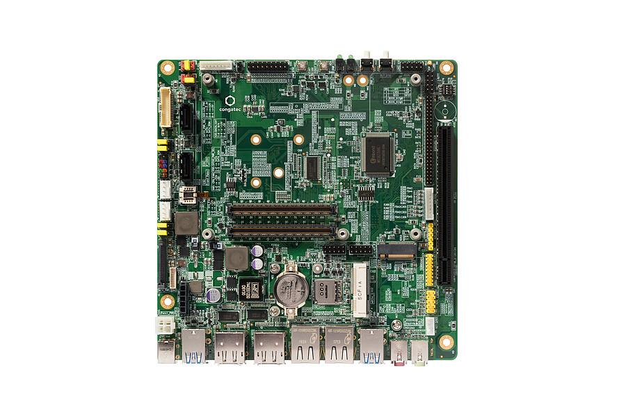 conga-IT6 - Mini-ITX Board von congatec