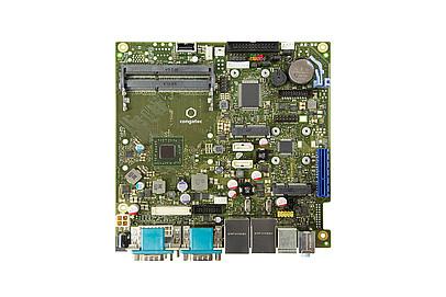 conga-IGX - Thin Mini-ITX Board von congatec