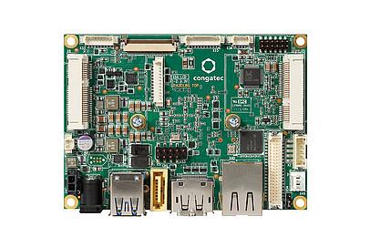 conga-PA3 - Industrial Pico-ITX board by congatec