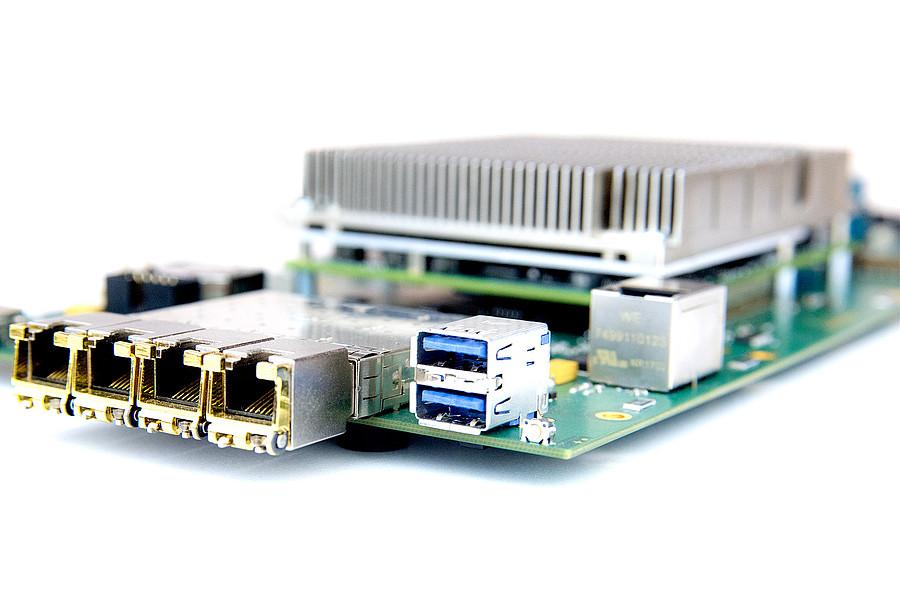MB114 - Security-Server auf Basis von COM Express Basic