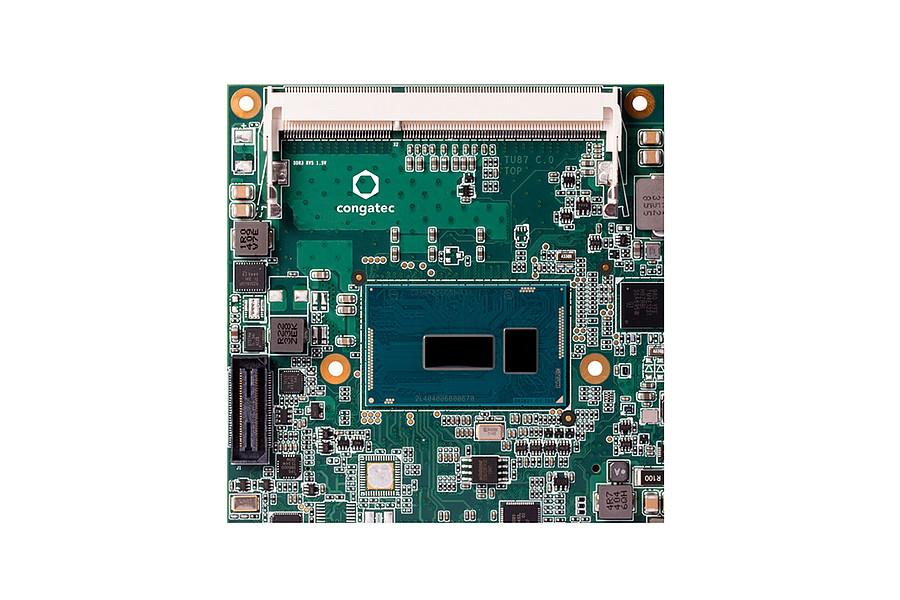 conga-TC97 - COM Express Compact Typ 6 Modul von congatec