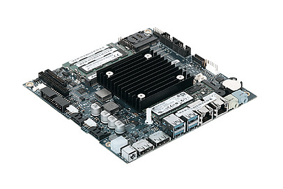 mITX-BDW-U - Mini-ITX board by Kontron