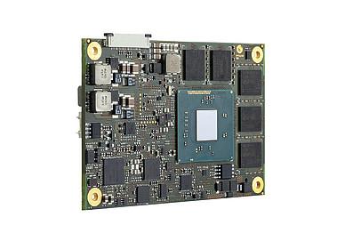 COMe-mBTi10 - COM Express mini type 10 module by Kontron