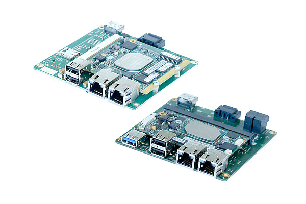 Embedded NUC Form Factor - ies develops first computer board with a new form factor