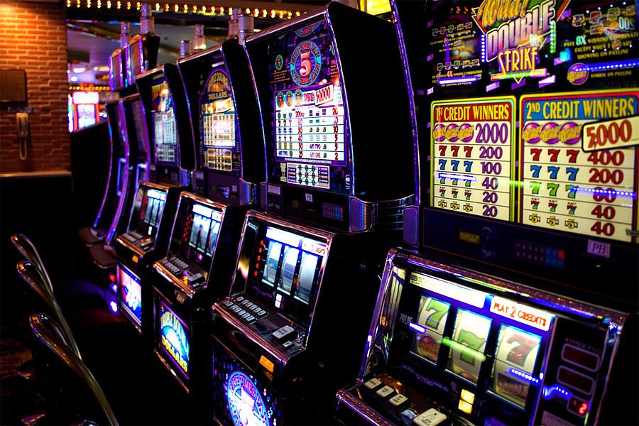 Gaming - Rechnersysteme für Spielautomaten