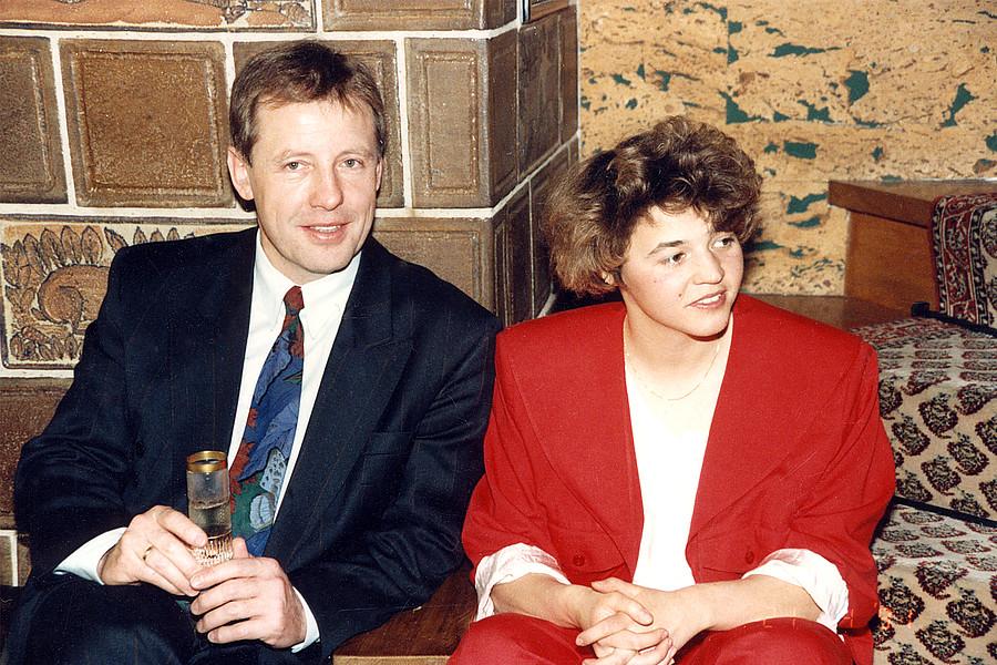 1997: Übernahme der Geschäftsführung durch Dr.-Ing. Gerhard Steger und Katrin Schmitz
