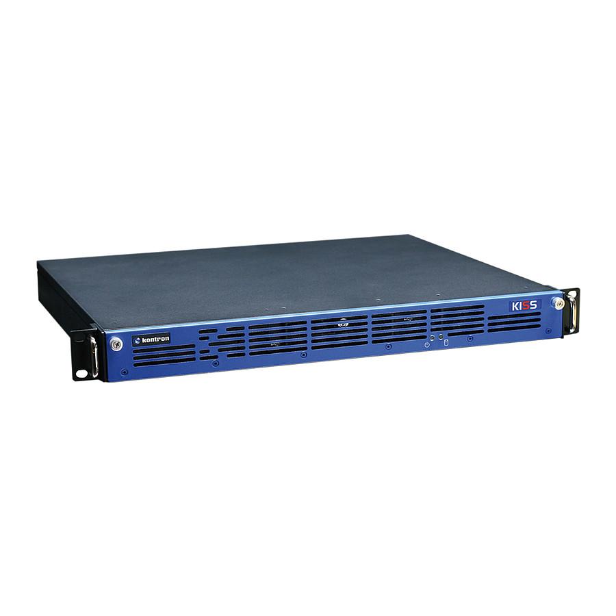 19-Zoll - Industrietaugliche Rackmount-Server