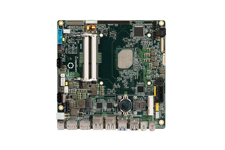 conga-IA5 - Thin Mini-ITX Board von congatec