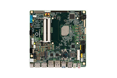conga-IA5 - Industrial thin Mini-ITX Board by congatec