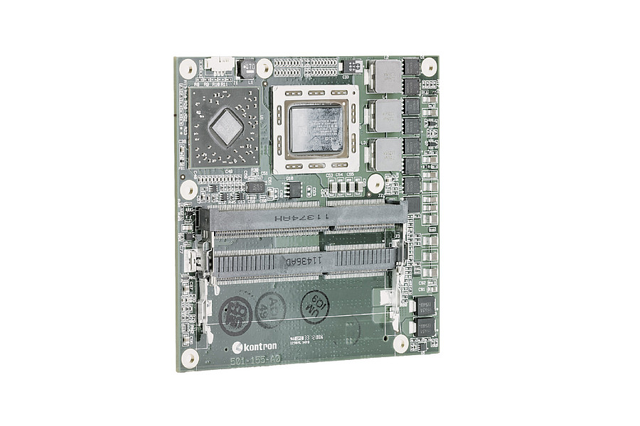 COMe-cTH6 - COM Express Compact Typ 6 Modul von Kontron