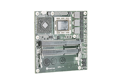 COMe-cTH6 - COM Express compact type 6 module by Kontron