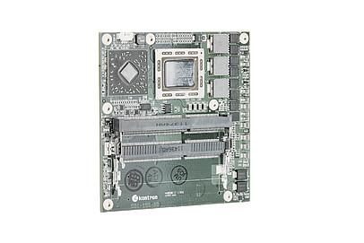 COMe-cTH6 - COM Express Compact Typ 6 Modul von Kontron